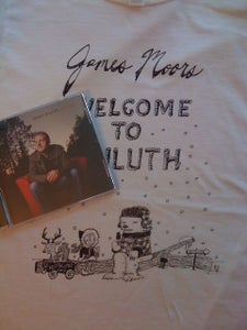 Image of Skyline CD and Welcome to Duluth Gift Pack!