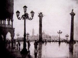 """Image of """"Rainy Day"""", Venice, Italy"""