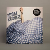 "Image of Adam Kesher - Continent EP (10"" red vinyl)"