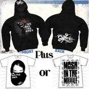 Image of Hoodie + T-shirt Bundle