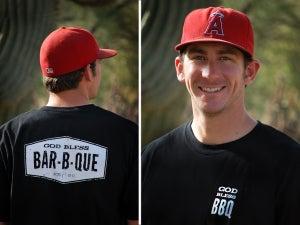 Image of God Bless Barbeque Men's Shirt