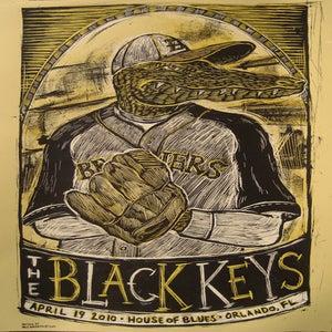 Image of The Black Keys House Of Blues Orlando