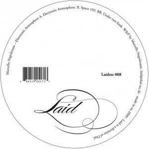 Image of Laid 08 - Marcello Napoletano - Electronic Atmosphere - 12""