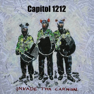 "Image of Capitol 1212 "" Invade Tha Carnival"" LTD 7"""