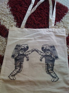 Image of Space Homies Tote Bag