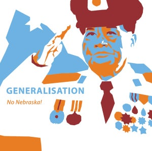 Image of Generalisation (CD + MP3 download)