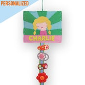 Image of green - superstar hair clip & ponytail holder