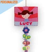 Image of red - superstar hair clip & ponytail holder