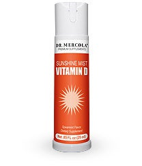 Image of Sunshine Mist Vitamin D Spray