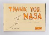 Image of Thank You NASA no.1