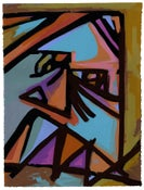 """Image of """"Arizona Face 2"""" Harry Diaz"""