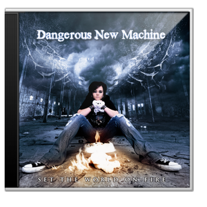 """Image of """"SET THE WORLD ON FIRE"""" Available Now!"""