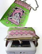 Image of welcome to the dollhouse coinpurse