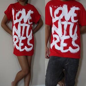 Image of Loventures Logo Unisex shirt