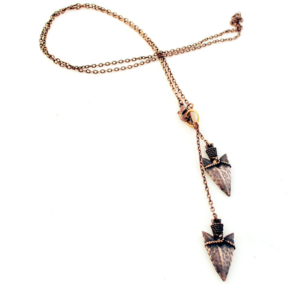 Image of Spearhead Necklace