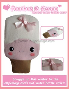 Image of Lolly Hot Water Bottle Cover