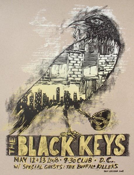 Image of The Black Keys Washington DC 9:30 Club 2008