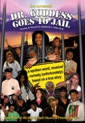 Image of Dr. Goddess Goes to Jail: A Spoken Word, Musical Comedy (Unfortunately) Based on a True Story DVD