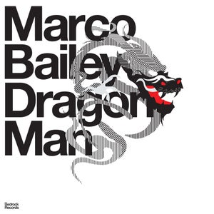 Image of Marco Bailey - Dragon Man 2xCD