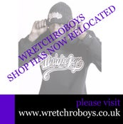Image of  only Available at Wretchroboys.co.uk