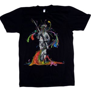 Image of Father Killer Black | by Alex Pardee | T Shirt