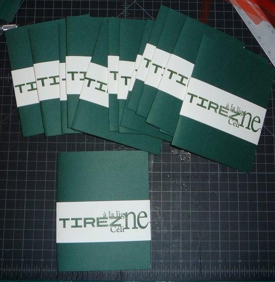 Image of Tirez a la Ligne, Celine (Hines + Hurder) - Trade Edition