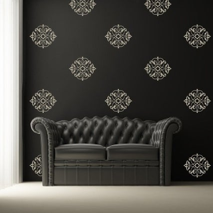Wallpaper wall decals 2017 grasscloth wallpaper for Wall art wallpaper