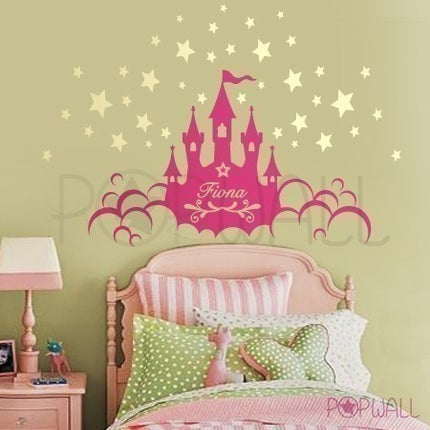 disney princess wall decal car interior design. Black Bedroom Furniture Sets. Home Design Ideas