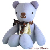 Image of teddylux cashmere bear - boy