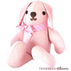 Image of teddylux cashmere bunny - girl