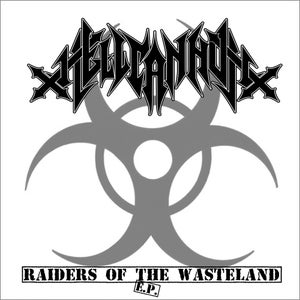 "Image of ""Raiders of the Waste"" E.P. *DIGITAL DOWNLOAD*"