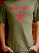 Image of Army Green T Shirt