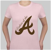 Image of Ladies of the A Pink Tee