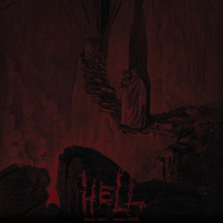 "Image of Hell - I, 12"" limited vinyl"