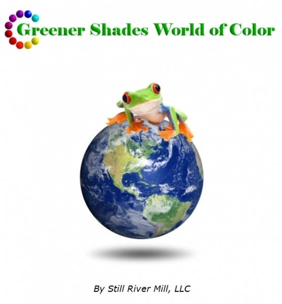 Image of Dye e-book // Greener Shades : Instructional colour mixing Guide
