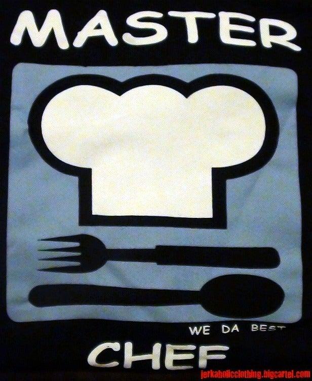 Image of MASTER CHEF TEE SHIRTS