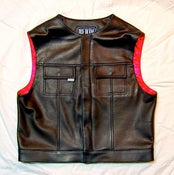 Image of DS LEATHER CUT