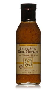 Image of Bold & Spicy Beer Mustard