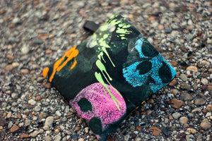 Image of Skulls | Mouth Guard Pouch