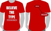 "Image of BROtocross ""Believe The Type"" T"