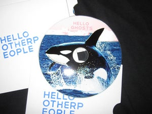 Image of 'Hello Single Launch night promo CD
