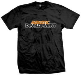 """Image of Agrestic Promotions """"SPOOF LOGO"""" Tee"""