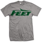 Image of F-E-E-T - Gray