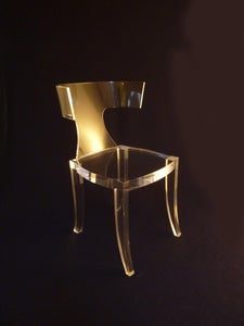 Image of Acrylic Chair UK