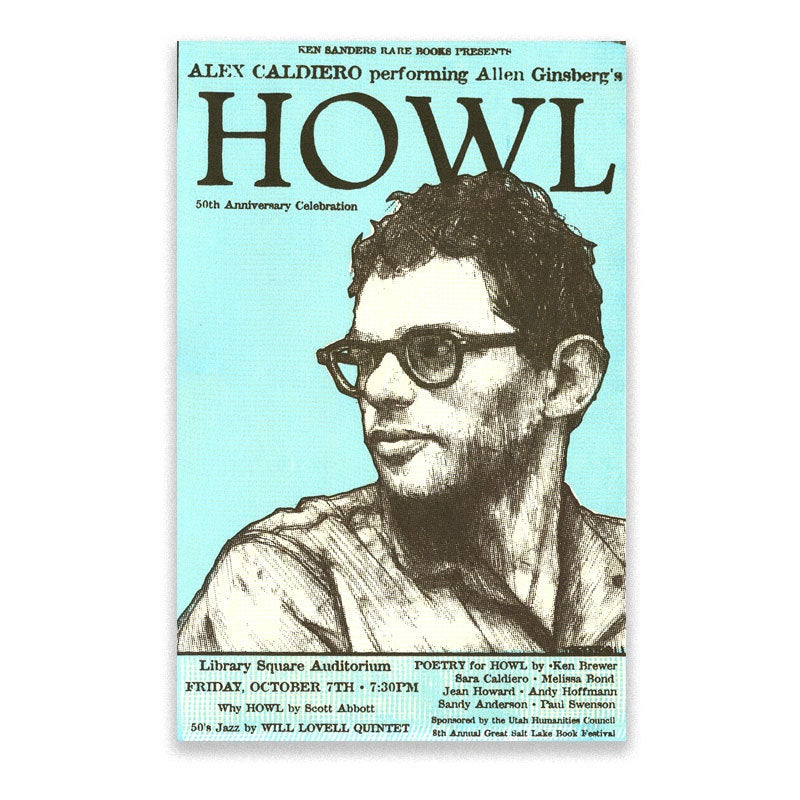 Image of 50th Anniversary of HOWL