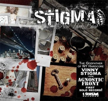 "Image of STIGMA ""NEW YORK BLOOD"""