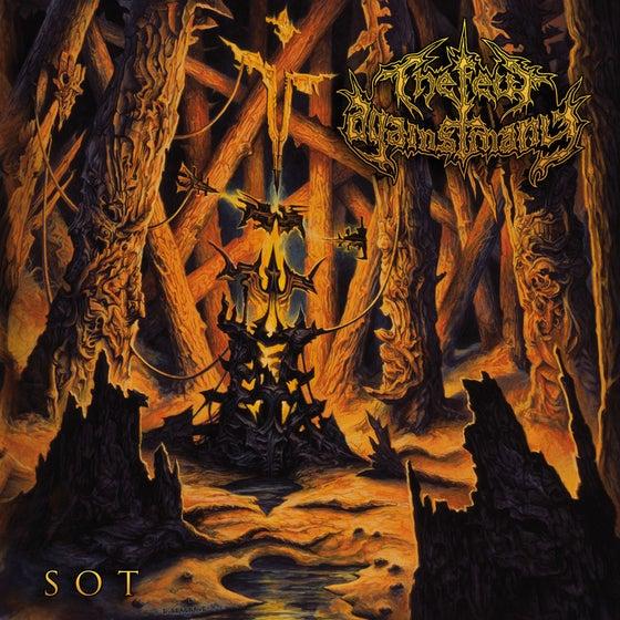 "Image of THE FEW AGAINST MANY ""Sot"" Super Jewel Box CD"