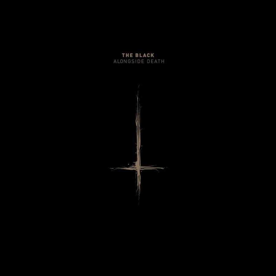 "Image of THE BLACK ""Alongside Death"" Special Black Glossy Jewel Case CD"