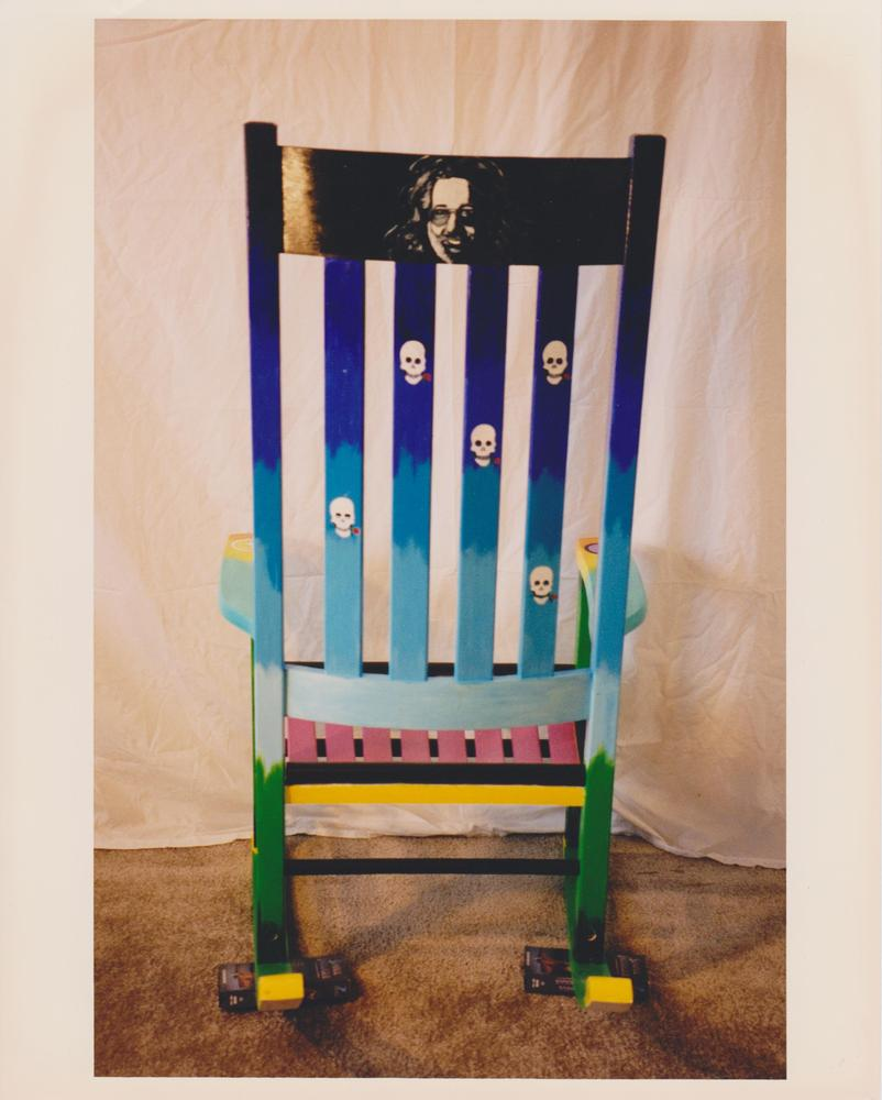 Thebrandbrand adult grateful dead rocking chair - Automatic rocking chair for adults ...