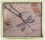 """Jewelry: """"Dragonfly"""""""